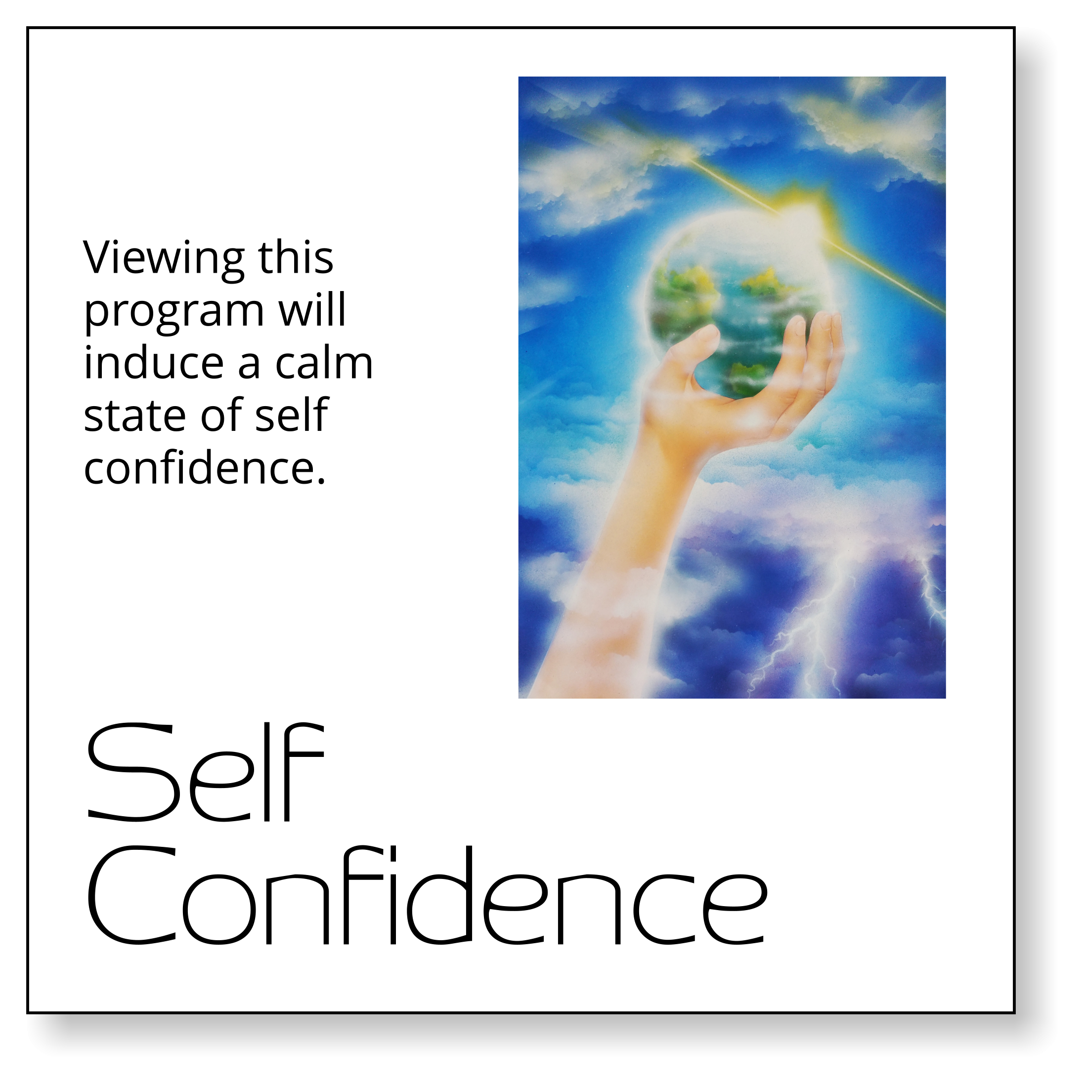 Self Confidence PsyV cover