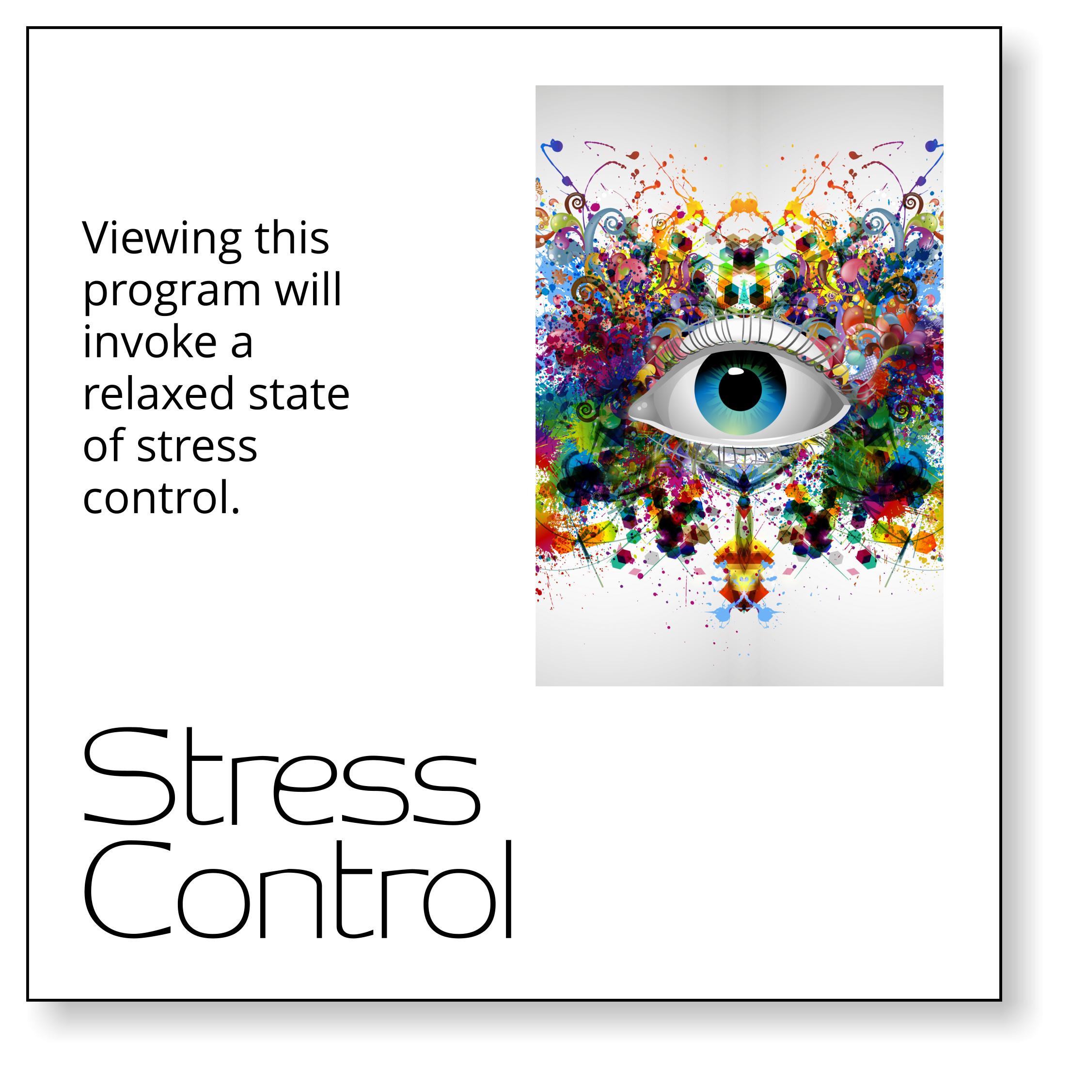 Stress Control PsyV cover